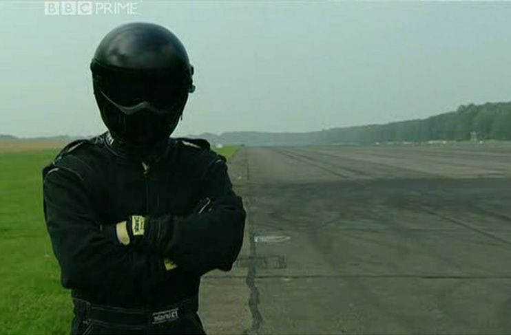Top Gear Michael Schumacher Power Lap In Suzuki Liana