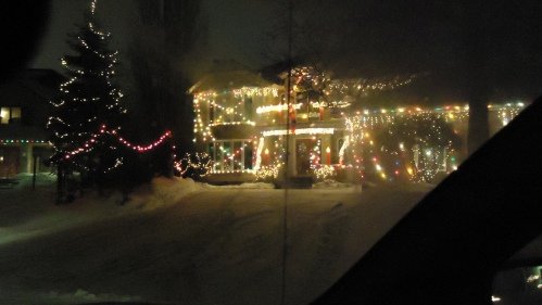 I Think Santa Can See This House From Miles Away!