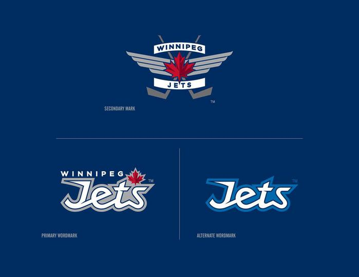 Cocked Locked And Ready To Rock The Winnipeg Jets Logo Takes Flight Exploring Winnipeg And Beyond