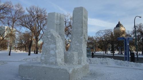 Canadian Ice Diamond Eternity Rings