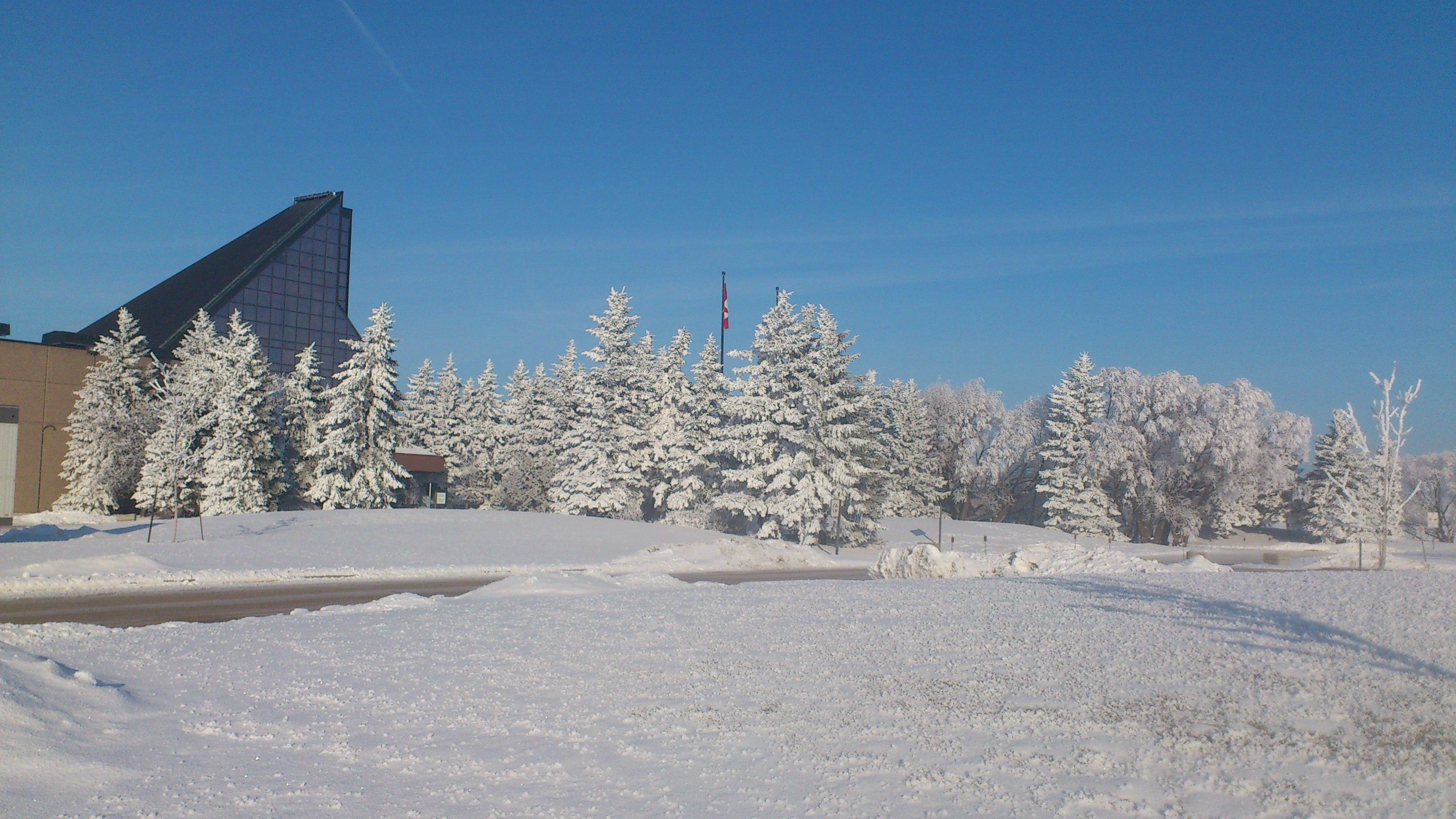 Winter Scenes | Exploring Winnipeg and Beyond.