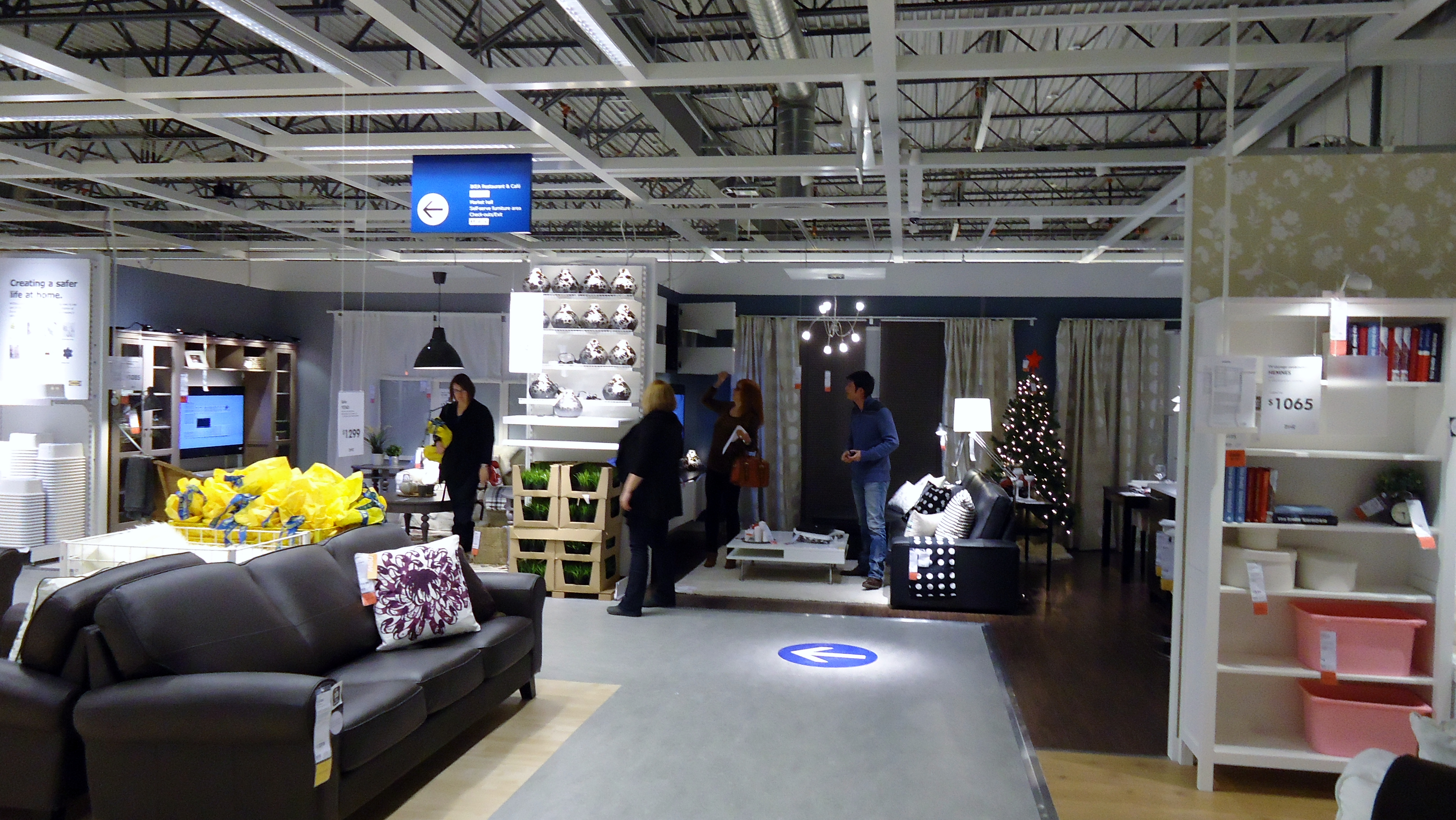 Ikea Winnipeg Workout And Shopping Destination All In One