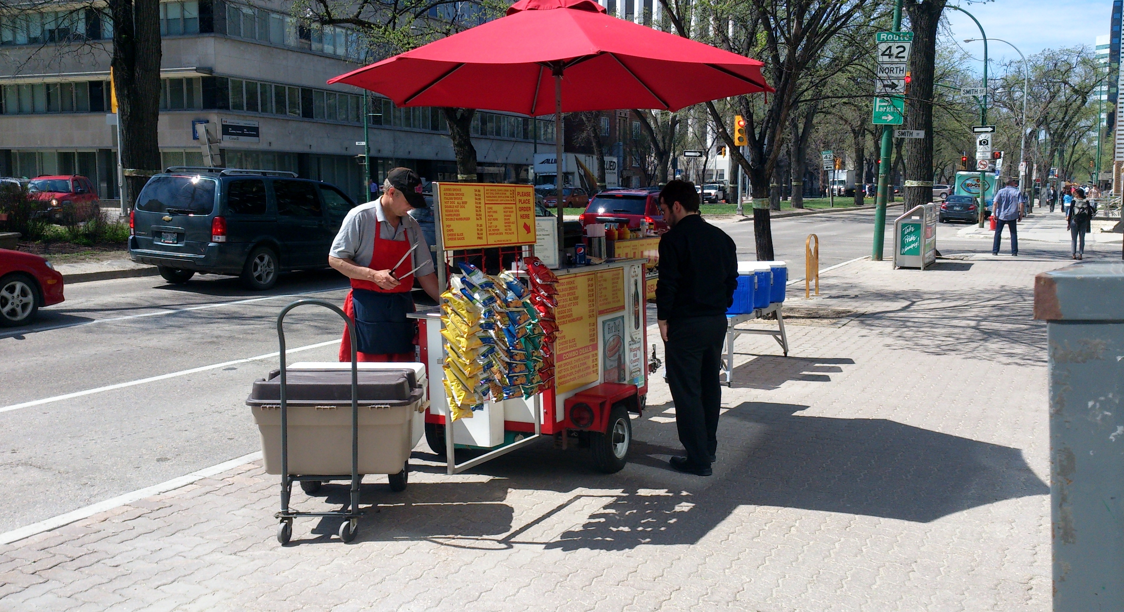 Hot Dog Cart Rental West Palm Beach