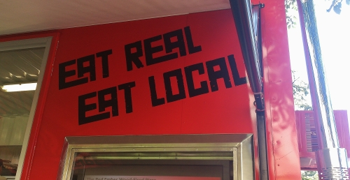 Eat Real, Eat Local
