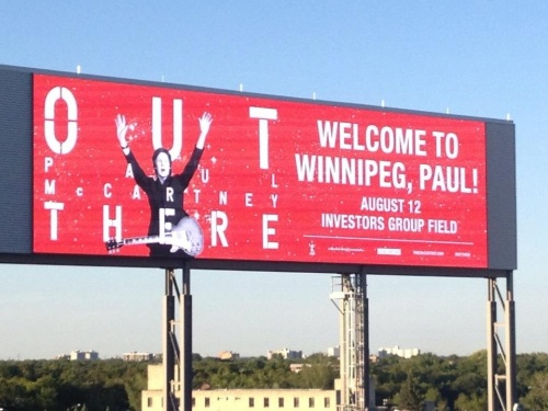 Welcome to Winnipeg!