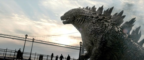 Godzilla has really been packing on the pounds