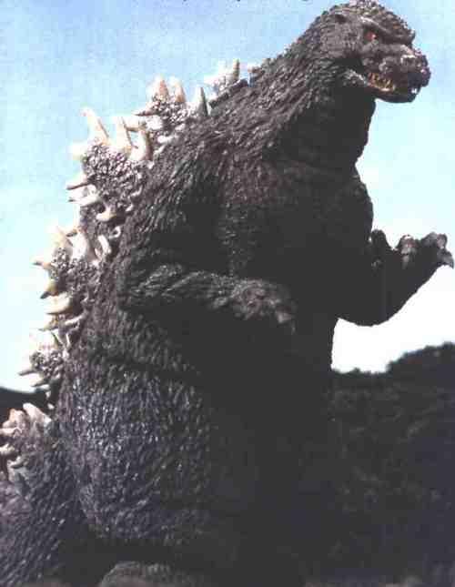 Early Godzilla