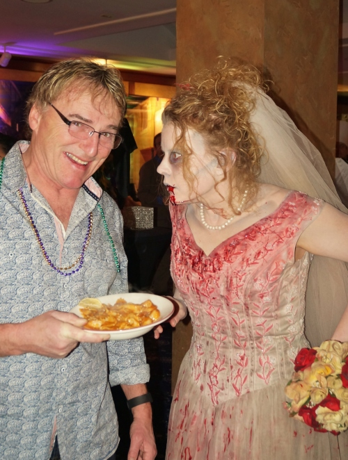Tom McGouran and the Zombie Bride 2